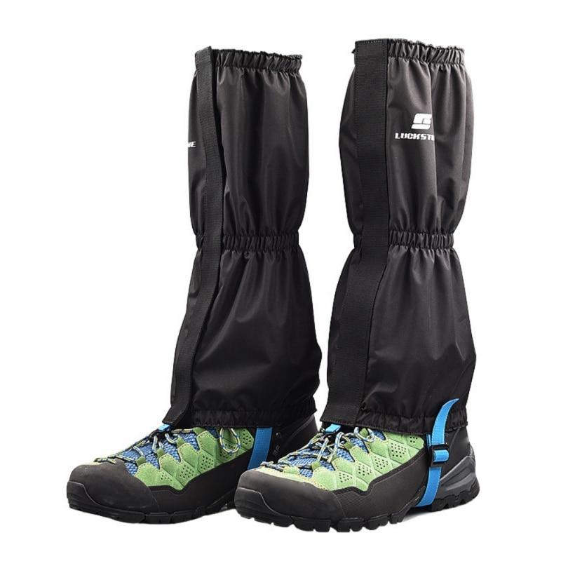 Unisex Waterproof Legging Gaiter Leg Cover Camping Hiking Ski Boot Travel Shoe Windproof Snow Hunting Climbing Gaiters