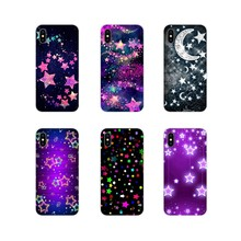 For Apple iPhone X XR XS 11Pro MAX 4S 5S 5C SE 6S 7 8 Plus ipod touch 5 6 Bling Star Accessories Phone Shell Covers(China)