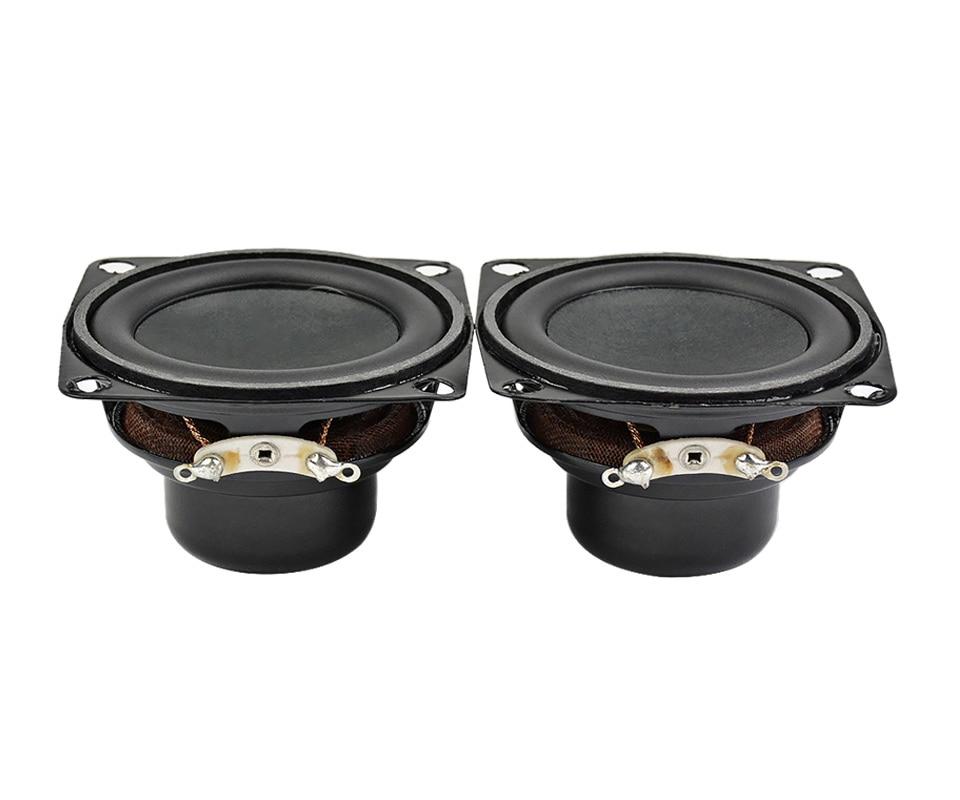 2 polegada gama completa alto-falante 4ohm 10 w bluetooth alto-falante diy para carga 3 reparação multimídia casa áudio graves profundos 53mm à venda 2 peças