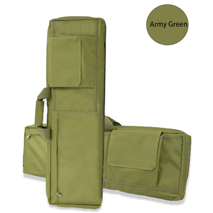 Image 3 - Tactical Gun Bag Military Airsoft Rifle Case Outdoor Sport Gun Carry Shoulder Pouch Hunting Bags Army Sniper Gun Protective Case