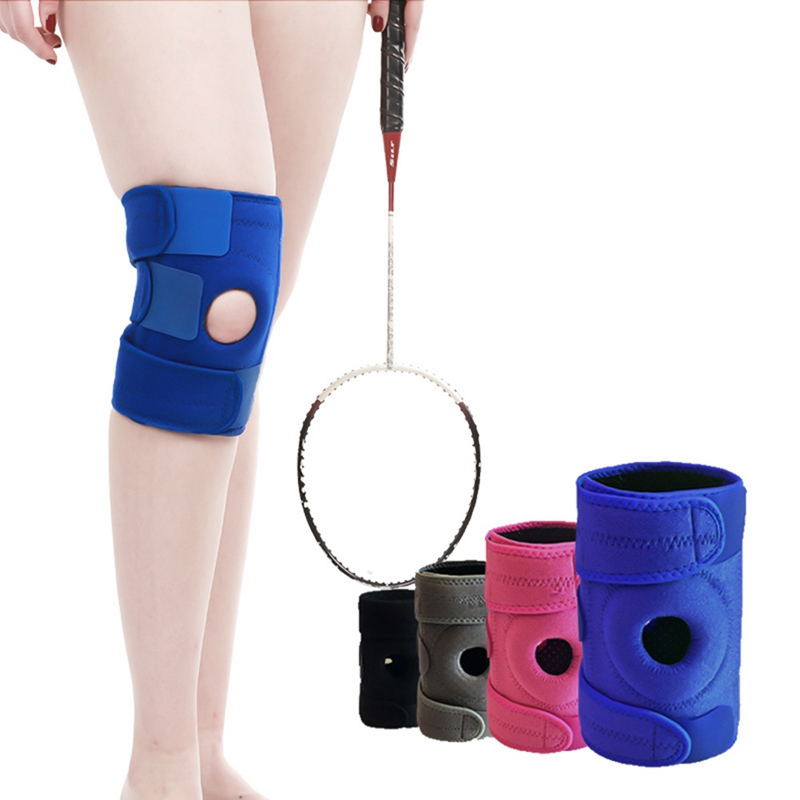 Knee Support Protector Sport Knee Brace Compression Running Fitness Cycling Knee Sleeve Durable Athletics Workout Joint Bandage