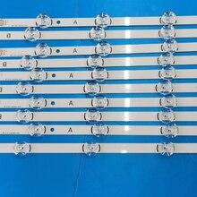 Led Backlight Strip Voor Lg 49