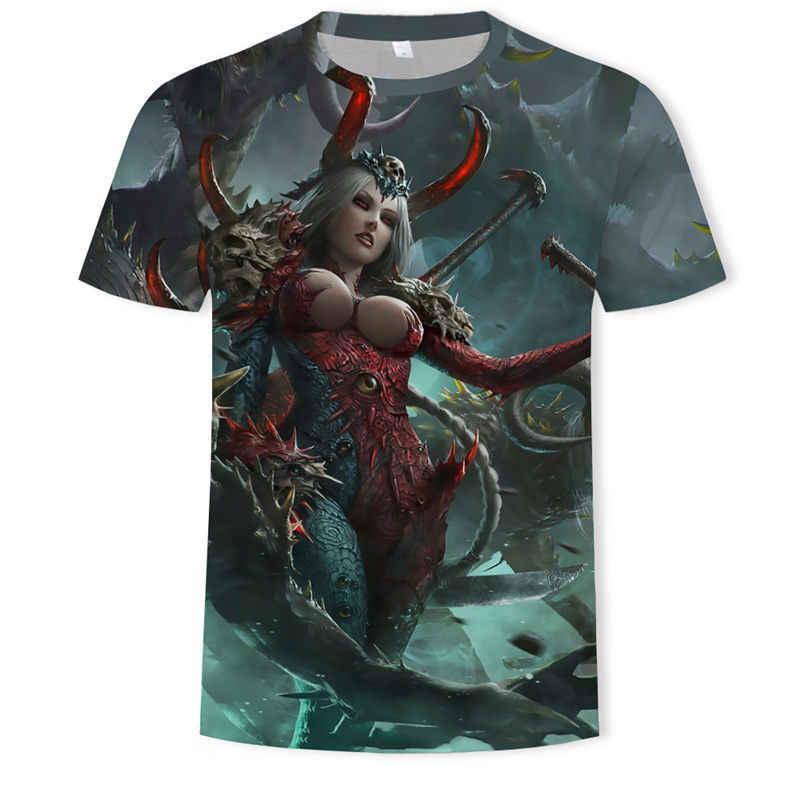 Marchio di Abbigliamento 3D Stampa Sexy di bellezza T di Estate della camicia Magliette e camicette Magliette di Modo Unisex Delle Donne Degli Uomini di T-Shirt Divertente Casual Top