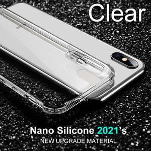 Image 4 - Thick Shockproof Silicone Phone Case for IPhone 11 12 Pro Max Lens Protection Case on IPhone Xr X Xs Max 6s 7 8 Plus Cases Cover