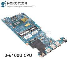 NOKOTION for HP Pavilion X360 13-S Laptop Motherboard i3-610