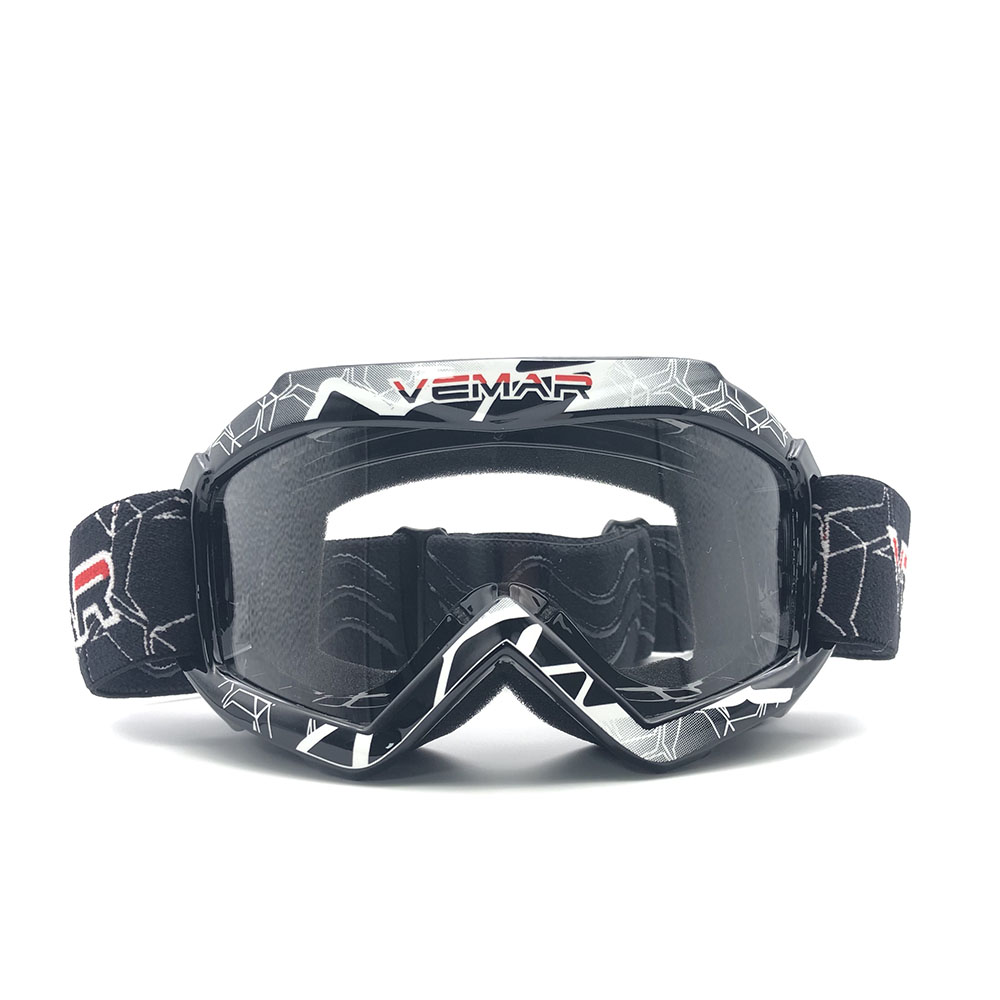Moto Glasses Motocross Goggles Motorcycle Kids Mx Goggles For Motorbike Dirt Bike Atv Ski