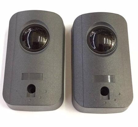 Waterproof Active Photoelectric Single Infrared Beam Infrared Sensor Barrier Detector For Gate Door Window Burglar Alarm