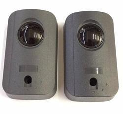 Wodoodporny aktywny fotoelektryczny pojedynczy czujnik podczerwieni czujnik na podczerwień detektor bariery do drzwi bramy alarm antywłamaniowy