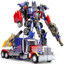 OP Commander Transformation Black Mamba LS03F Movie MPM04 MPM-04 Oversize Alloy Diecast MPP10 Action Figure Robot Toy Kids Gifts 4th party masterpiece movie series mpm 05 barricade transformation action figure police mode collection ko robot toys boys gift