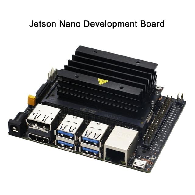 NVIDIA Jetson NANO ผู้พัฒนาชุดขนาดเล็กที่มีประสิทธิภาพคอมพิวเตอร์สำหรับ AI สนับสนุนการพัฒนาวิ่งหลาย Neural Networks แบบขนาน