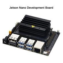 Nvidia Jetson Nano набор для разработки, маленький мощный компьютер для развития ии, Поддержка запуска нескольких нейронных сетей одновременно