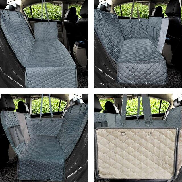 Гамак Prodigen, водонепроницаемый защитный матрас на багажник автомобиля для собак и домашних животных, чехол для на автомобильное сиденье для перевозки собак 4