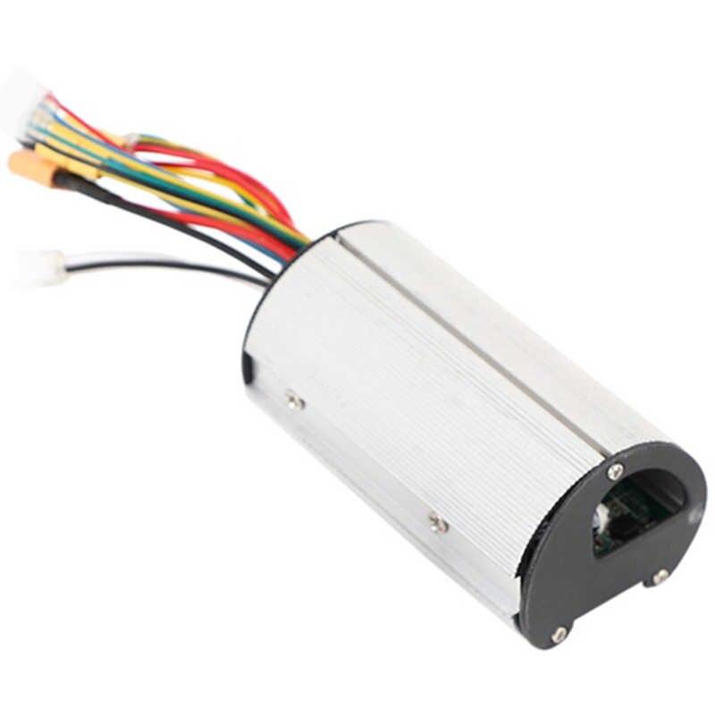 Gaoominy Controller Freno Display LCD 24V 250W nel Fibra di Carbonio Scooter Elettrico Controller Motore Brushless Accessorio Bicicletta Elettrica