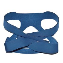 Professional Universal Comfort Ventilator Replacement Head Band Suitable For PHILPS Respironics Mask Blue
