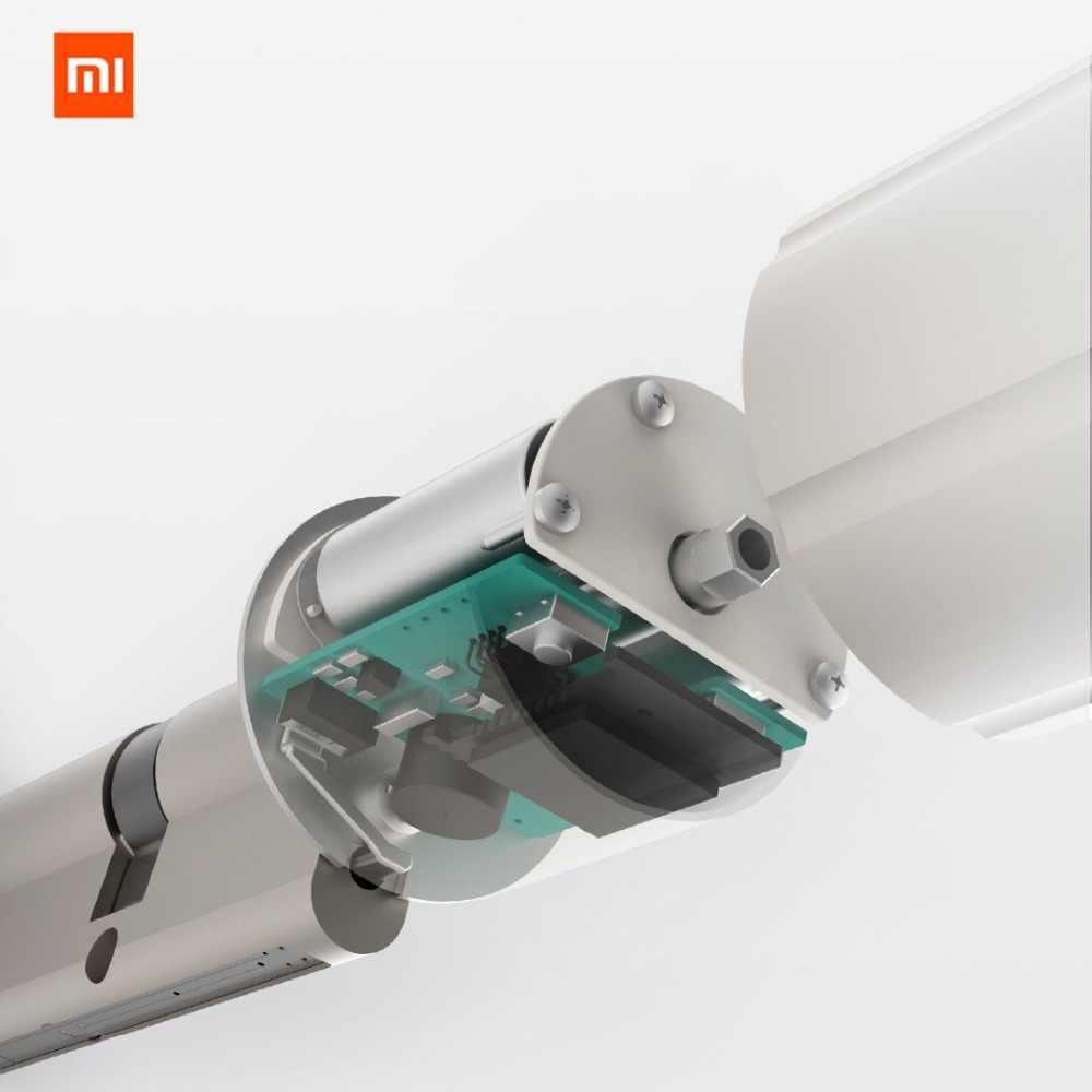 Xiaomi mi aqara jia оригинальная умная безопасная домашняя дверь замок Противоугонная сердцевина двери замок ключ работа с mi умным домашним приложением
