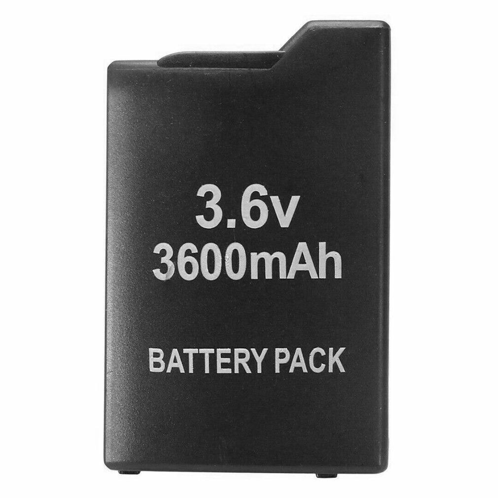 PSP 3.6V 3600mAh החלפת סוללות נטענות Pack עבור Sony PSP PSP1000 / 1001 נטענות סוללות (3)