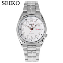 цена SEIKO Watch Shield 5 Business Casual Automatic Mechanical Watches Men 'S Watches SNK567J1 онлайн в 2017 году