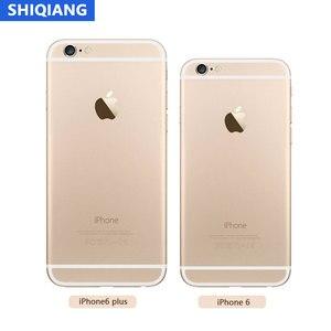Unlocked Apple iPhone 6/6-Plus Used Original Cell Phones IOS 16/64/128GB Dual Core Fingerprint Recognition 8MP 4G LTE Smarthone