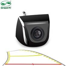 2020 Nieuwe 4089T Chips Nachtzicht Auto Parking Assistance Intelligente Dynamische Traject Parkeerplaats Lijn Auto Reverse Backup Camera