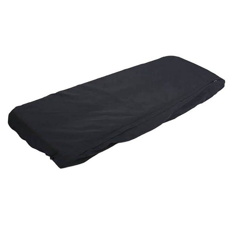 Piano Keyboard Dust Cover for 88 Keys,Electric/Digital Piano Stretchable Protective Keyboard Cover,Machine Washable
