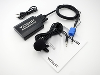 Yatour YTBTK AUX Bluetooth Car Kit For vw Golf Passat Polo Beta 5 Gamma Audi radios Audio MP3 Player