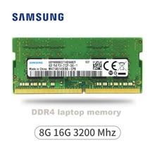Samsung Original New DDR4 Ram Memory 8G 16G 3200Mhz for Laptop Notebook DIMM memoria