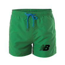 Summer Style 2021 Men Shorts Beach Short Breathable Quick Dry Loose Casual Hawaii Printing Shorts Man Plus SizeXXXL