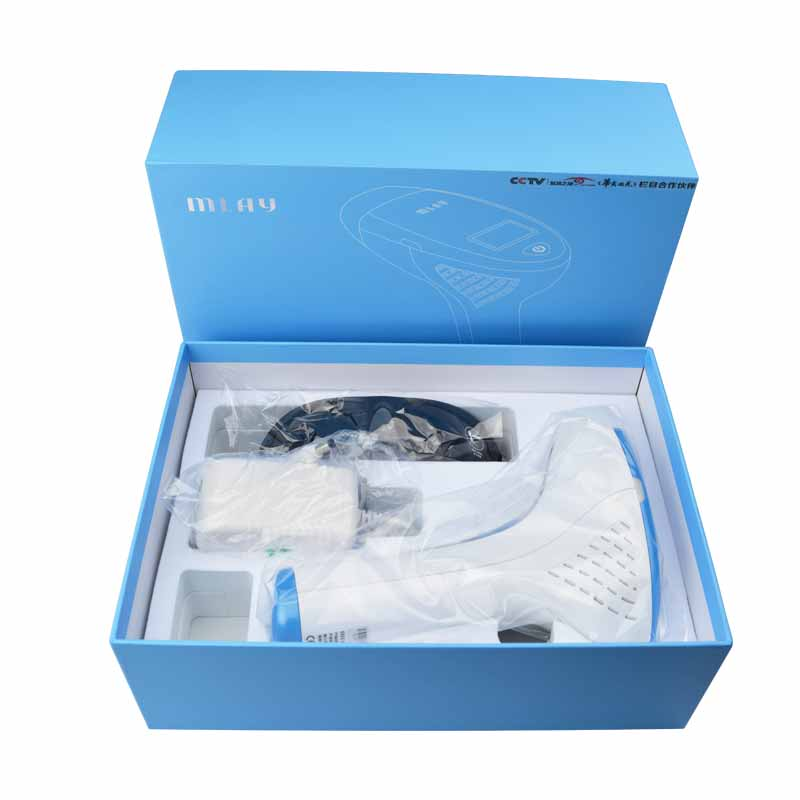 Mlay M3 IPL Hair removal Epilator a Laser Permanent Hair Removal Machine Face Body 3IN1 Electric depilador a laser 500000Flashes