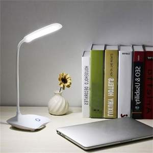 USB Rechargeable 3 Modes Adjustable  LED Desks Lamp Study Light Hot