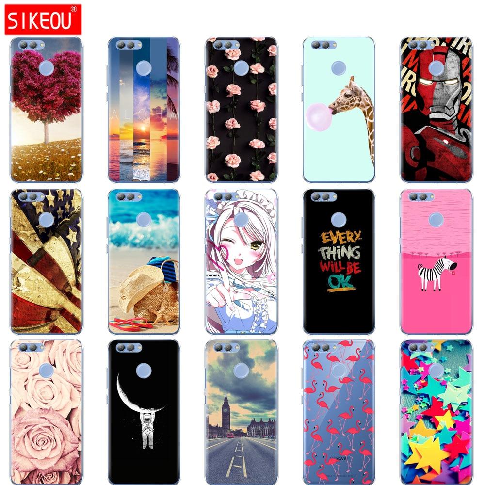 SIKEOU cover phone case for huawei Nova 2 2s plus soft tpu silicone PIC-LX9 PIC-L29 for Huawei Nova2 Nova2s PIC- PIC LX9 L29