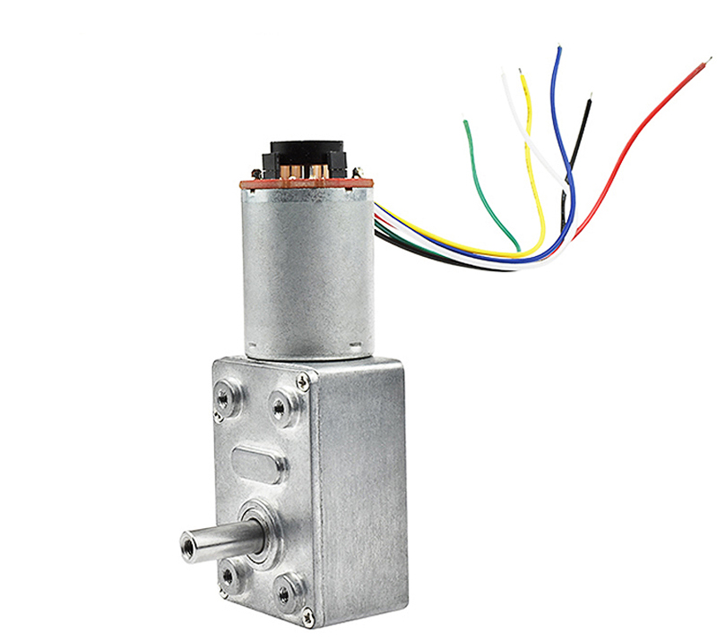 Low noise long life DC12V high torque brushless gear reduction DC motor