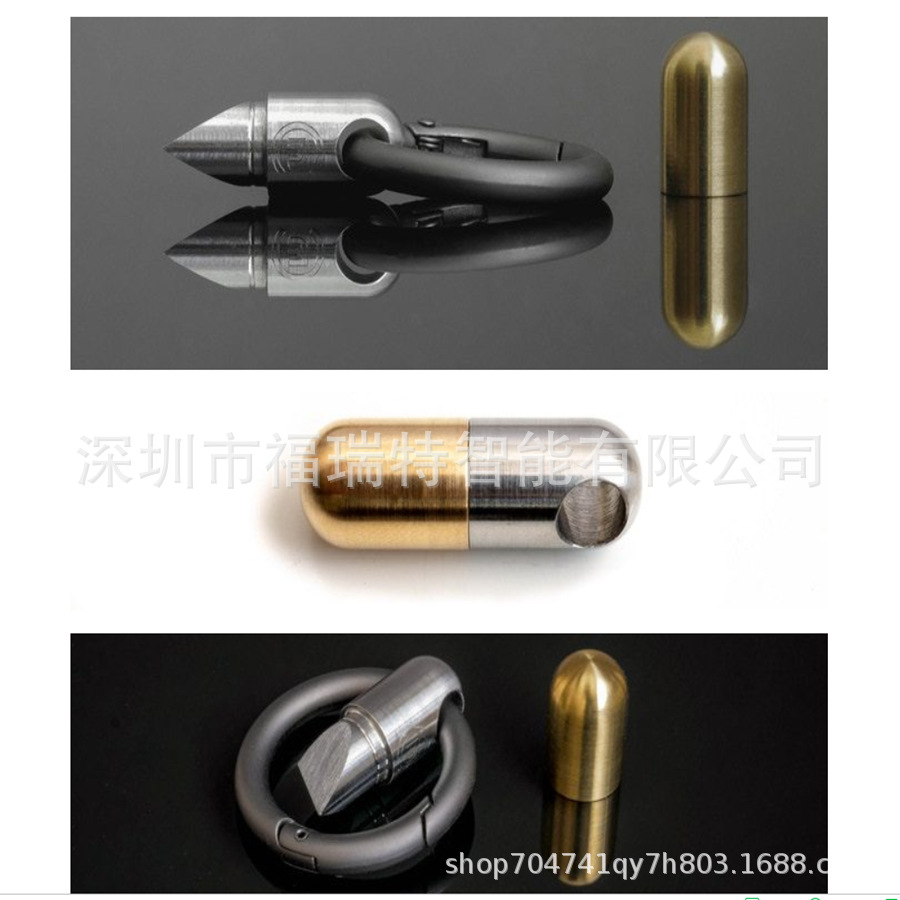 Cross Border Hot Selling Unboxing Useful Product Micro Cutting Tools Sharp Capsule Knife Microblade Pill