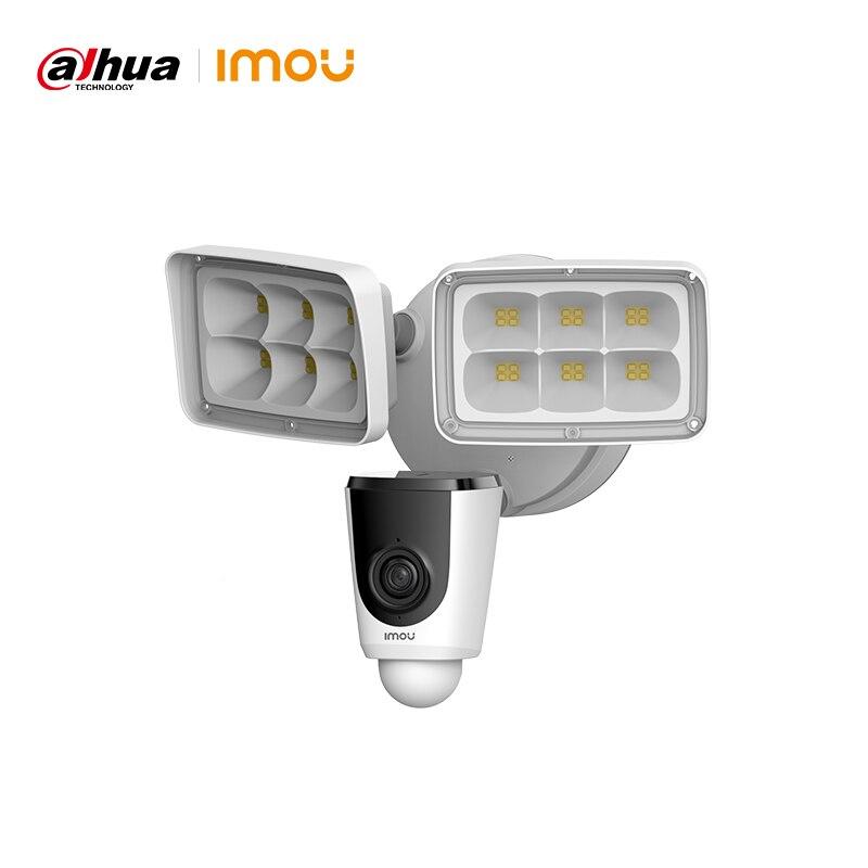 Dahua Imou IP Floodlight Camera 1080P PIR Detection 2 Floodlights Camera Outdoor Weatherproof Wifi Surveillance Security Camera
