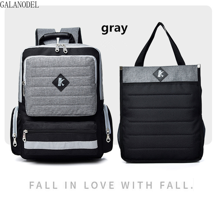 Boys And Girls Casual Travel Backpacks For Teenager Computer Backpack School Bag Exquisite And Massive With Student Bags