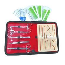 Kit de formation de Suture chirurgicale peau Medica actionner le modèle de pratique de Scalpel