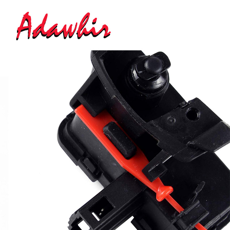 Yüksek kaliteli yakıt Flap kapı kilidi aktüatör için A4 S4 B8 Avant Allroad Quattro A5 S5 Q5 RS5 RS4 2009 -2016 8K0 862 153 D/E/F/H