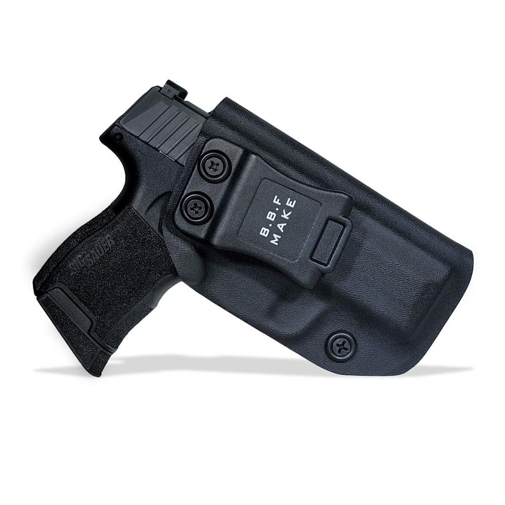 B.B.F Make IWB KYDEX Holster Fits: Sig Sauer P365 Gun Holster Inside Concealed Carry Holsters Pistol Case Guns Pouch Accessories