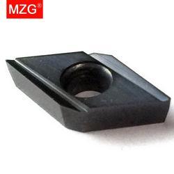 MZG DCGT 11T301 11T302 R-J ZM680 CNC wytaczanie toczenie Toolholder obróbka stali nierdzewnej węglik skrawający wkładki
