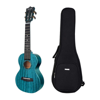 Enya MAD Ukulele Concert Tenor Size 23 26All AAA Solid Mahogany Ukeleles Acoustic 4 strings mini guitar musical instruments