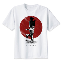 One Punch Man Saitama T Shirt Men Summer Japanese Anime Funny Print T Shirt Boy Short Sleeve with White Color Fashion Top Tees xxxtentacion t shirt men summer print t shirt boy short sleeve with white color fashion top tees mmr609