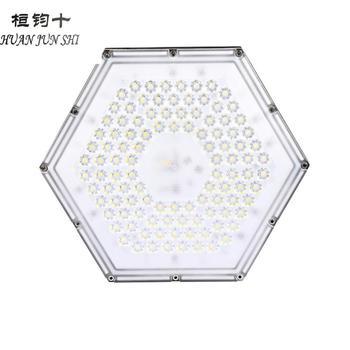 100 Вт 300 Вт 110 В светодиодный светильник высокого залива ing, водонепроницаемый IP65 шестигранный подвесной цепной светильник для склада, промыш