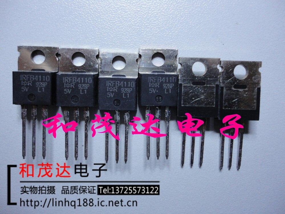 1 шт. новый оригинальный IRFB4110 IRFB4110PBF до-220 100V180A в наличии