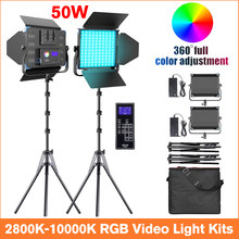 Sokani X50 RGB Led Video Light Photography Lighting 2800K-10000K Photo Studio/Lights/LED Panel Light/for Photos/for photography