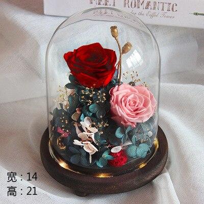 flower bear Wedding starry flower artificial flowers valentine's day gift box 520 Valentine's Day creative birthday gift