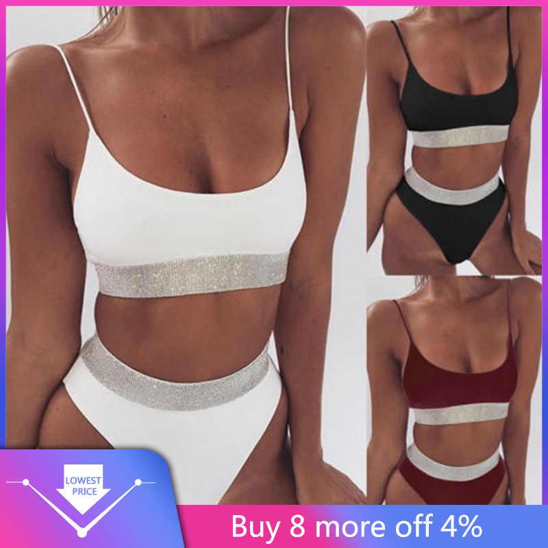Tankini Swimsuits Women Women's Swimming Suit Ladies monokini trajes de ba o mujer 2019 Swimwear Beach Suit Short 2019 #LRSS