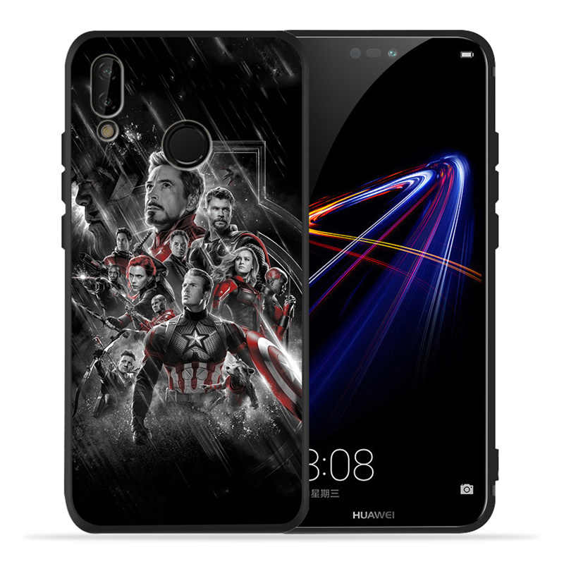 حافظة لهاتف هواوي P8 P10 P20 P30 Mate 10 20 Honor 8 8X 8C 9 10 Lite Plus Pro
