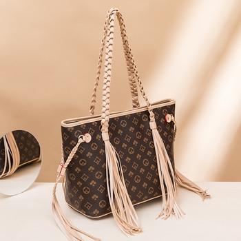 New Fashion Fringed Bag  2