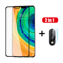 9D Full Cover Tempered Glass for Huawei Mate 30 Lite Glass Screen Protector for Huawei Mate 20 30 Lite Light Mate30 Safety Film full cover 9d tempered glass for huawei mate 30 pro mate 30 protective screen protector film