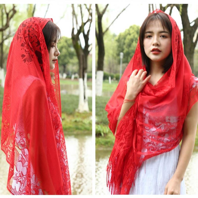 13 Colors Hijabs Muslim Scarf 2019 Cape For Party Dress Shawl Lace Bolero Mariage Shrugs For Women Wedding Bridal Wrap Bolero