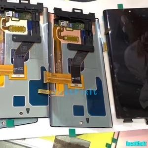 Image 5 - Original pour Samsung Galaxy Note 10 plus Lcd avec cadre affichage écran tactile numériseur assemblée Note10plus/Note 10 +/Note 10 pro